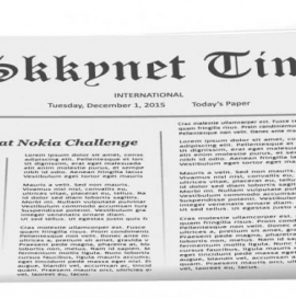 Skkynet featured in IEEE Paper